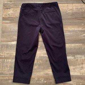 🌻3/20 Dalia collection navy blue capris